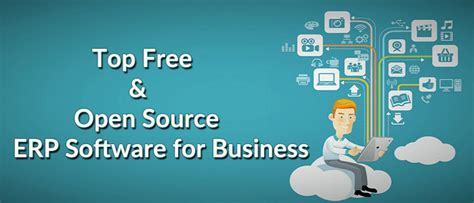 best free erp top free and open source erp software for business