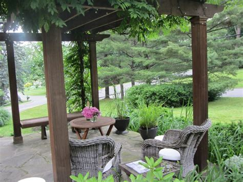 patio landscaping designs 40 pergola design ideas turn your garden into a peaceful
