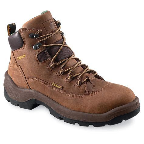 s carhartt 174 3762 6 quot steel toe work boot brown