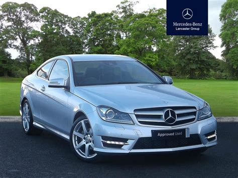 mercedes c class amg sport used 2015 mercedes c class c180 amg sport edition 2dr