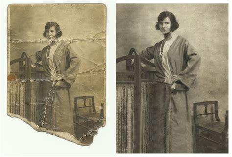 imagenes antiguas rotas restauraci 243 n de fotos antiguas justo navas fotograf 237 a