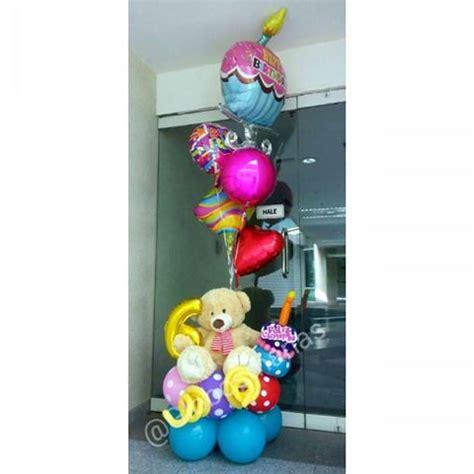 cuanto cuesta una decoracion con globos asi inicia el cumplea 241 os n 250 mero 6 de la peque 241 a m 237 a