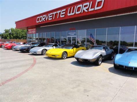 corvette of dallas corvette world dallas car dealership in carrolton tx