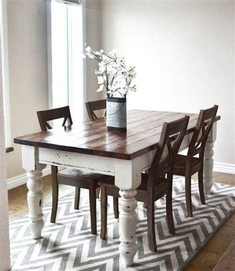 Dining Room With Chevron Rug Chevron Rug I Also This Dining Room Set For