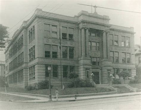 original st vincent st marys high school akron historical  pinterest akron