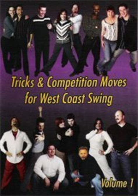 west coast swing moves list rent dvd tricks competition moves for west coast swing
