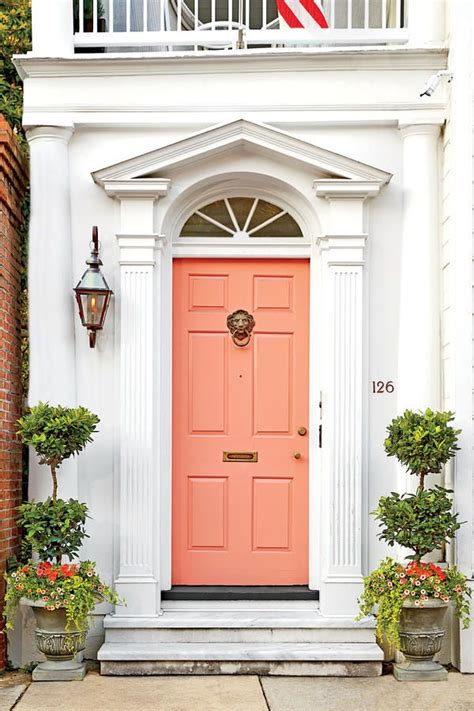 house front door 25 best ideas about coral front doors on pinterest