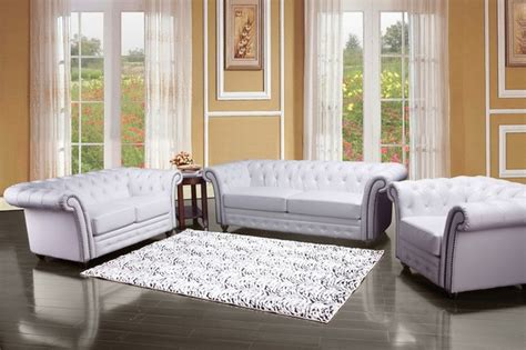white leather living room sets acme furniture camden bonded leather 3 piece living room