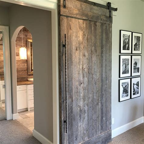 reclaimed wood barn doors
