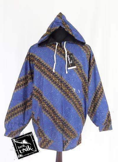Jaket Bintang Baju Pria baju batik jaket pria motif parang gurita jaket murah batikunik