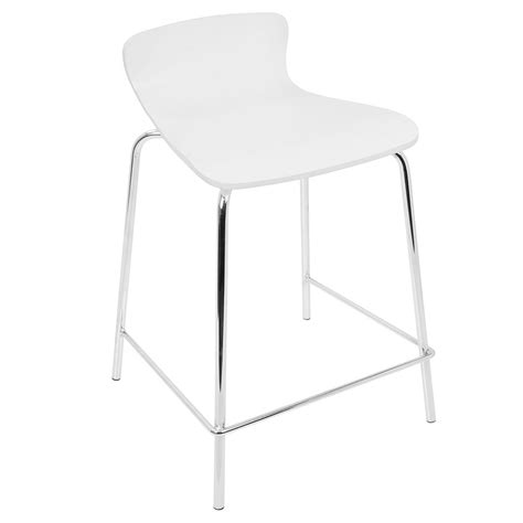 white bentwood counter stool weatherford modern white stacking counter stool eurway