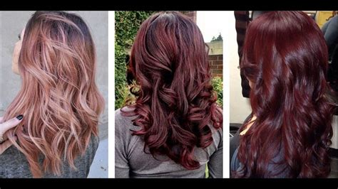 what hair colour for women of 36 years old l oreal feria in shade chocolate cherry 36 is best