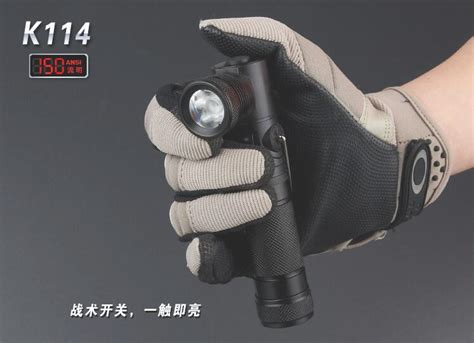 Sentar Aluminium Cree R 6 sipik k114 led flashlight 150 lm cree xp g2 r5 waterproof 3 mode compact flashlight adjustable