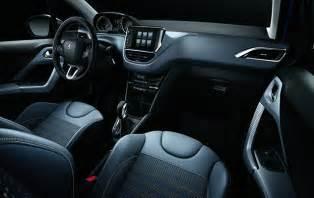 208 Peugeot Interior Dise 241 O Interior Peugeot 208 5 Puertas