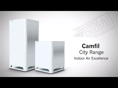 camfil air purifier city