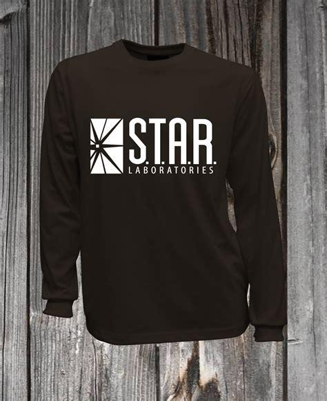 S T A R Laboratories Tshirt s t a r laboratories the flash sweatshirt tim s tees