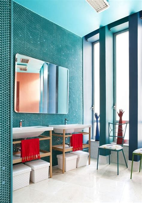 Turquoise Color Bathroom by Best 25 Turquoise Bathroom Ideas On Green
