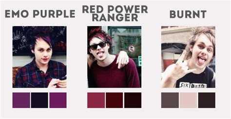 michael clifford hair colors michael clifford hair color www imgkid the