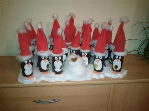 DIY Adventskalender: Pinguine auf Eisscholle E Boxen