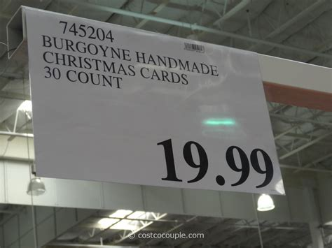 Burgoyne Handmade Cards - burgoyne cards costco decore