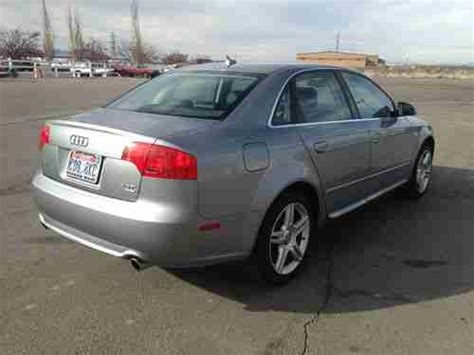 2008 audi a4 quattro 2 0 turbo find used s line condition no reserve awd 2008