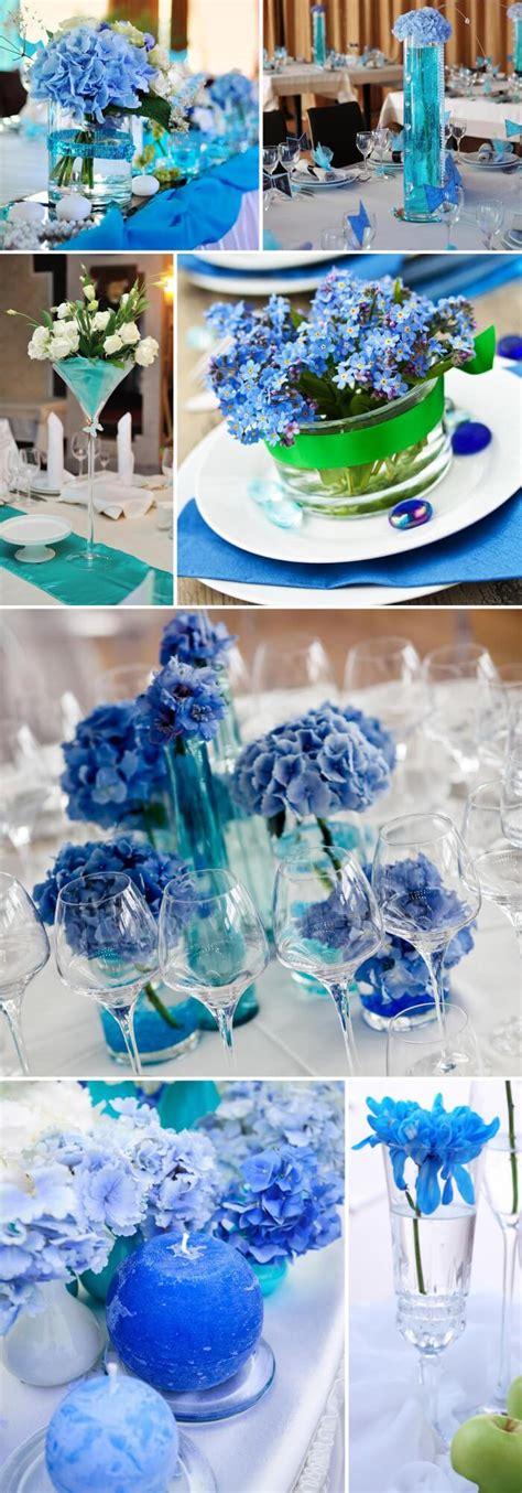 Tischdeko Hochzeit Blau by Tischdeko In T 252 Rkis Blau Viele Beispielbilder