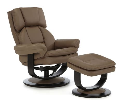 bonded leather recliner chair finley brown bonded leather recliner chair just armchairs