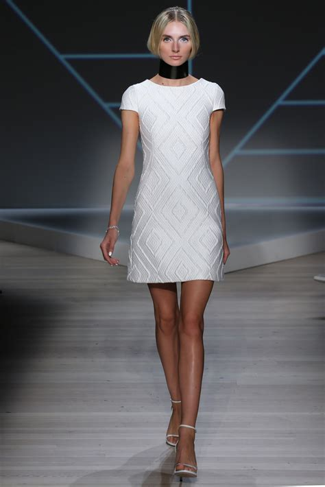 Catwalk To Carpet Menounos In Pamella Roland by Best Luxe Looks Nyfw Pamella Roland S S16 Rtw The Luxe