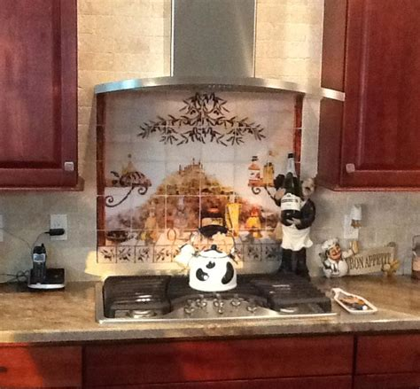 image italian kitchen tile backsplash