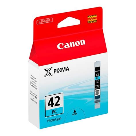 Canon Cartridge Cli 42 Cyan mực in canon cli 42 photo cyan ink cartridge tech4you vn