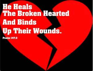 he heals the brokenhearted living and loving after rejection books he heals the broken hearted parole sante