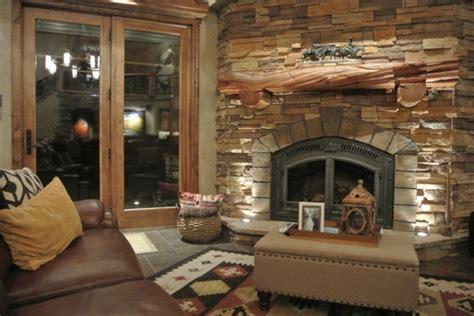 kamin rustikal wohnzimmer rustikal gestalten teil 1 archzine net