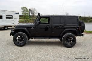 Jeep Lifted 2016 Jeep Wrangler Unlimited 75th Anniversary Edition