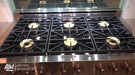 dacor 6 burner cooktop dacor renaissance 6 burner 48 quot gas range rnrp48gs ng