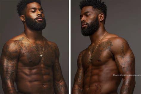 bearded black man from instgram has gone viral bossip