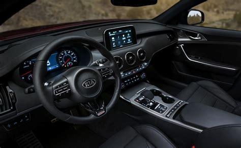 2019 Kia Stinger Gt Specs by 2019 Kia Stinger Gt Price Interior Changes Specs