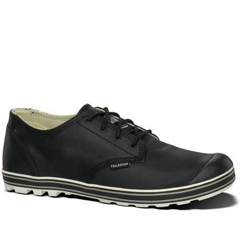 Moonrock Eu 44 23 Palladium Slim Oxford Lea Meeste Jalats Black Moon Rock