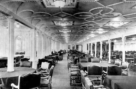 Titanic 1st Class Dining Room by Titanic Titanic S Class Dining Saloon The