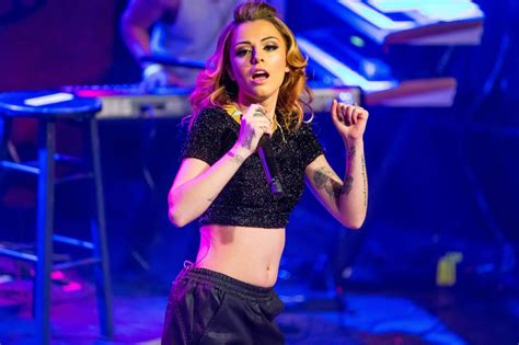 cher lloyd 2014 cher lloyd performs at st andrews hall in detroit march