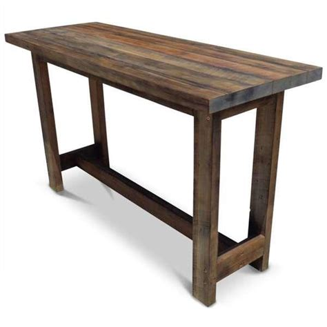 high bench high bench kitchen island desk buy custom made timber table