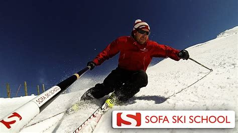 Sofa Ski School From Blue To Powder Trailer Youtube