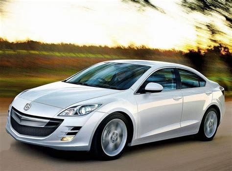mazda 3 history mazda 3 history of model photo gallery and list of