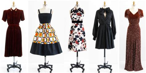 Dress Is In Now What by Five Reasons Vintage Clothing Is Not Just Quot Used