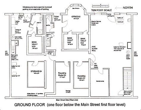 municipal floor plan custom house page two