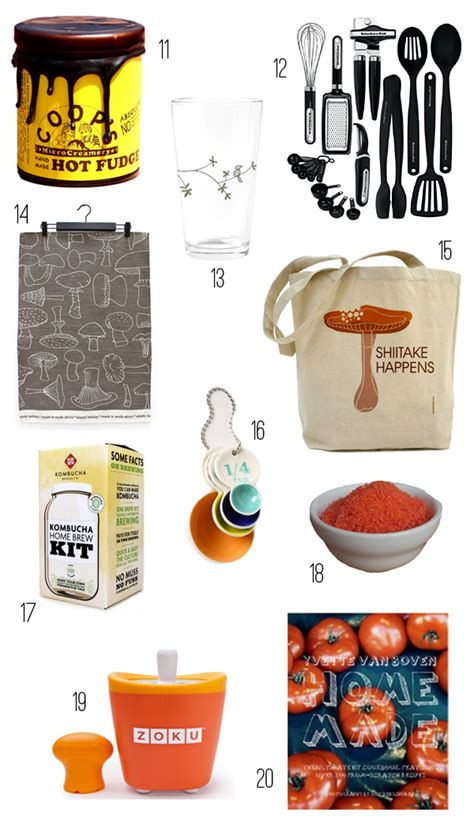 gifts for cooks 40 holiday gift ideas for cooks