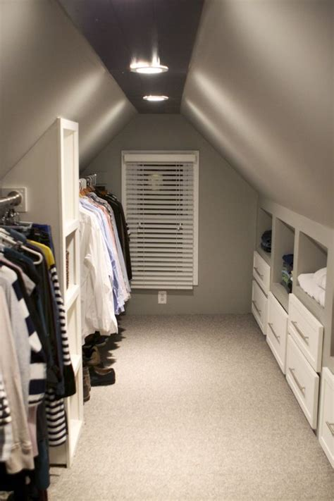 Attic Wardrobe by Attic Closet Kristie S Boudoir