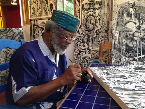 biography artist leroy clarke leroy clarke active voice
