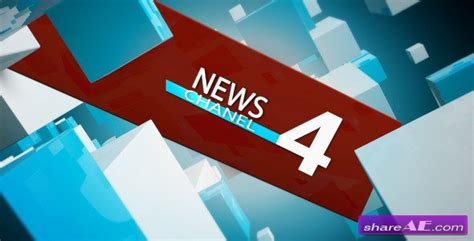 free after effects news template news channel after effects project videohive 187 free