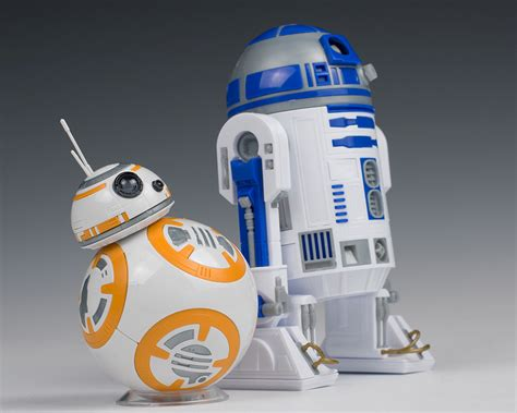 Model Kit Bandai Wars Bb8 R2d2 Bandai 1 12 Wars Bb8 Bb 8 R2 D2 The Awakens