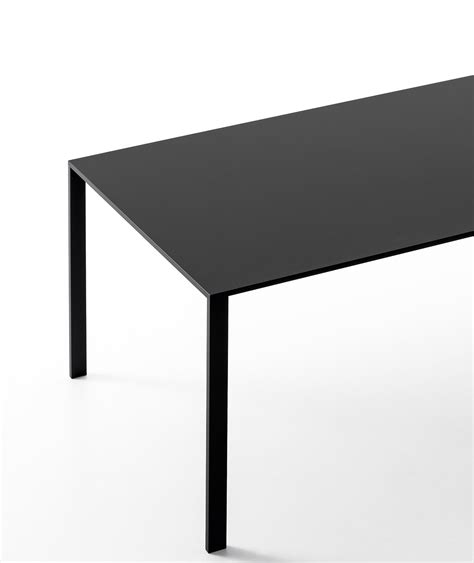 Simple Table L by Be Easy Table By Bluezone For Kristalia